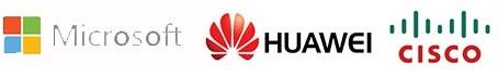 Latech_Collaboration_Microsoft-Huawei-Cisco